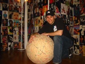 Zackrubberbandball