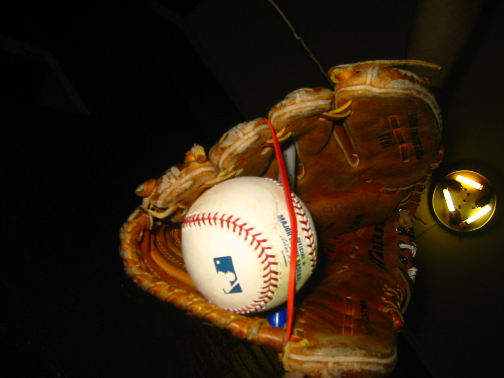 The Glove Trick The Baseball Collector