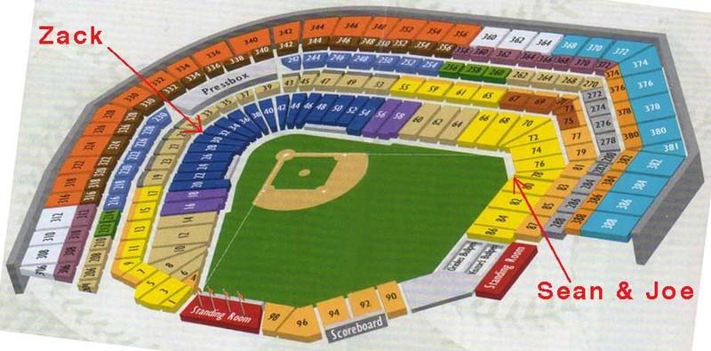 5 30 06 At Camden Yards The Baseball Collector