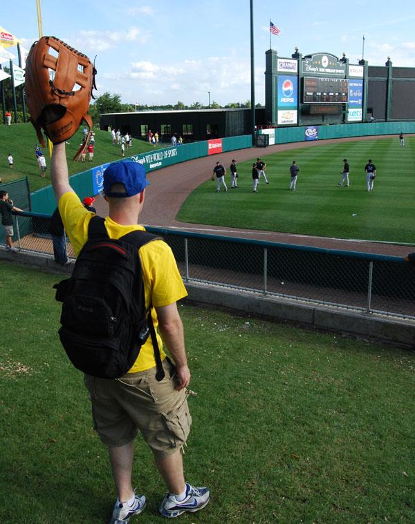 4 24 08 At Champion Stadium 171 The Baseball Collector