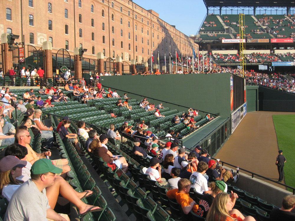 5 30 08 At Camden Yards 171 The Baseball Collector
