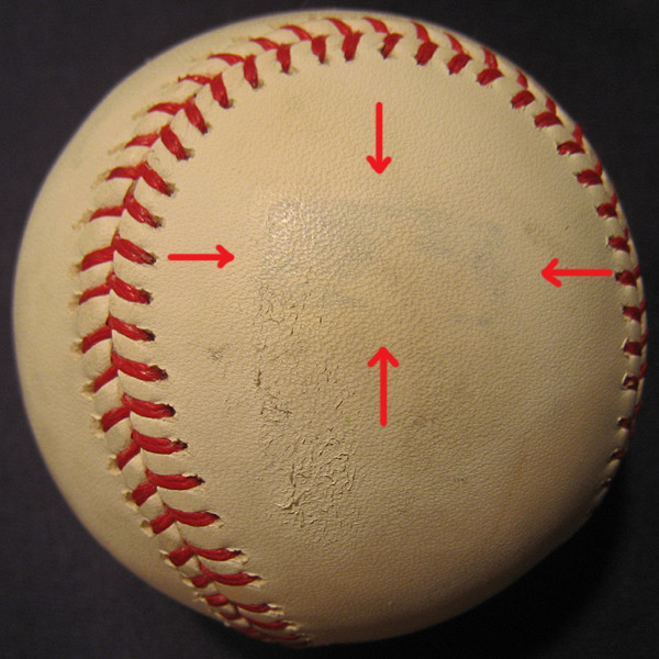8/26/08 at Yankee Stadium   The Baseball Collector