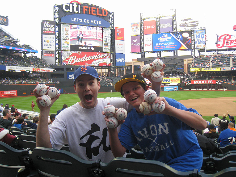 Mets dugout citi field