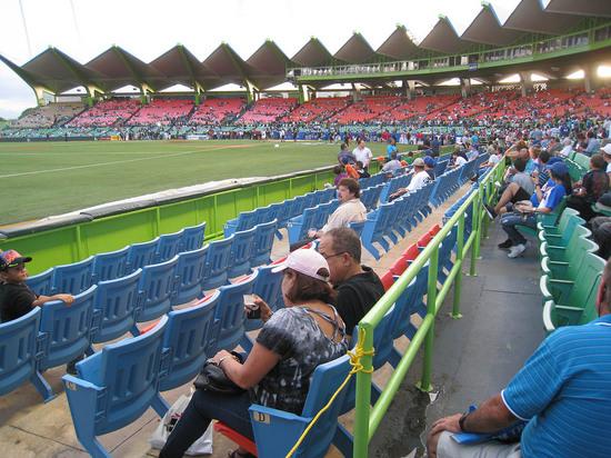 19_seats_along_left_field_foul_line.JPG