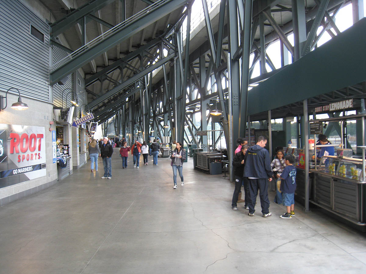 6 15 11 At Safeco Field The Baseball Collector