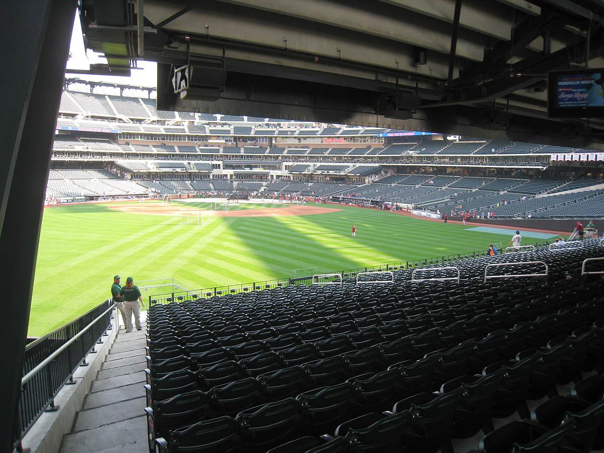 Best Shaded Seats At Citi Field