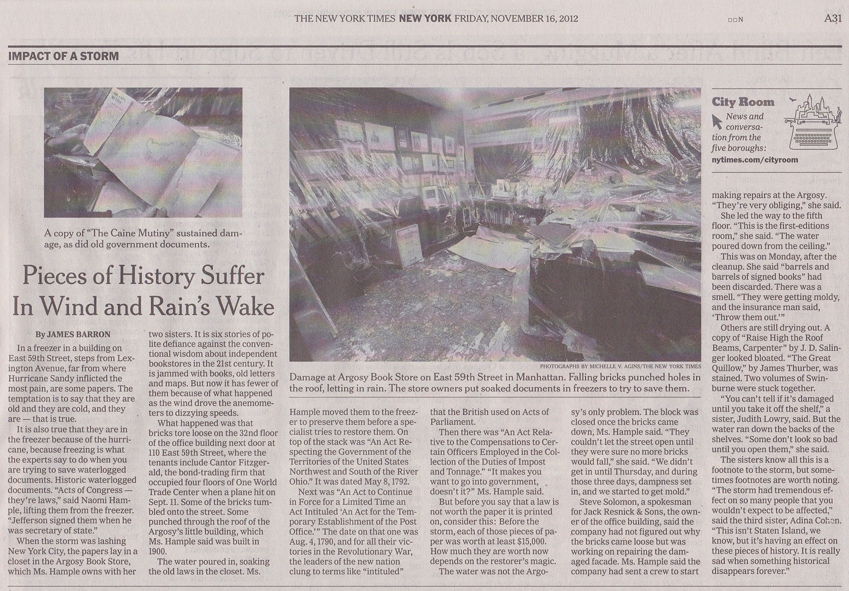 new york times essay contest 2012 Last month, the new york times' ariel kaminer announced an essay contest in the paper's op-ed section: carnivorous readers must defend, in 600 words or.