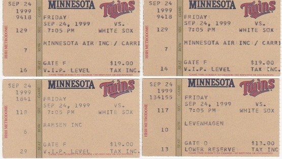 15_metrodome_ticket_stubs_09_24_99