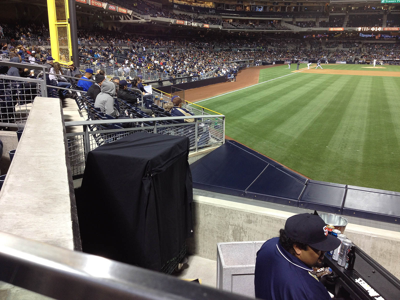 Can You Bring Food Into Petco Park