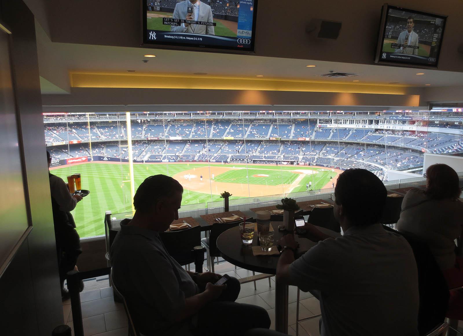 5/16/13 at Yankee Stadium | The Baseball Collector