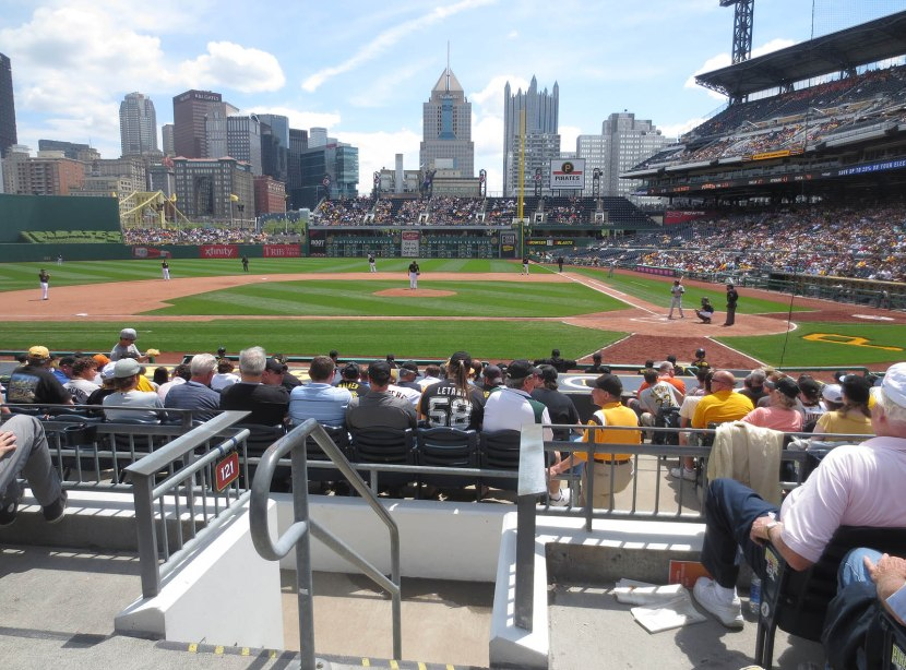 19_trying_to_work_the_pirates_dugout