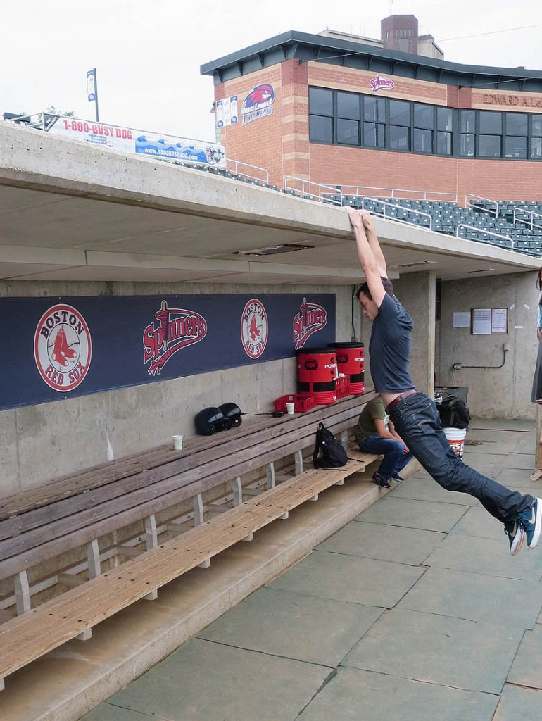 80_hd_andrew_hanging_on_dugout_roof