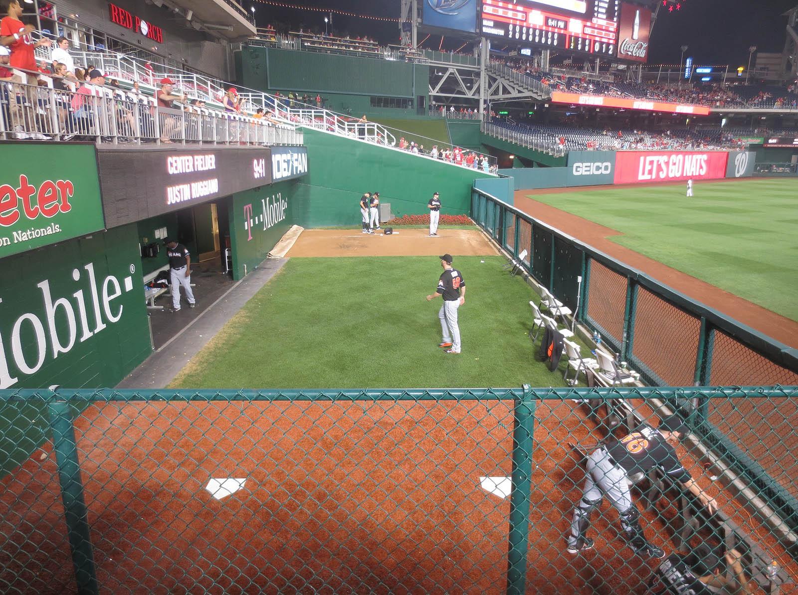 8 27 13 At Nationals Park The Baseball Collector