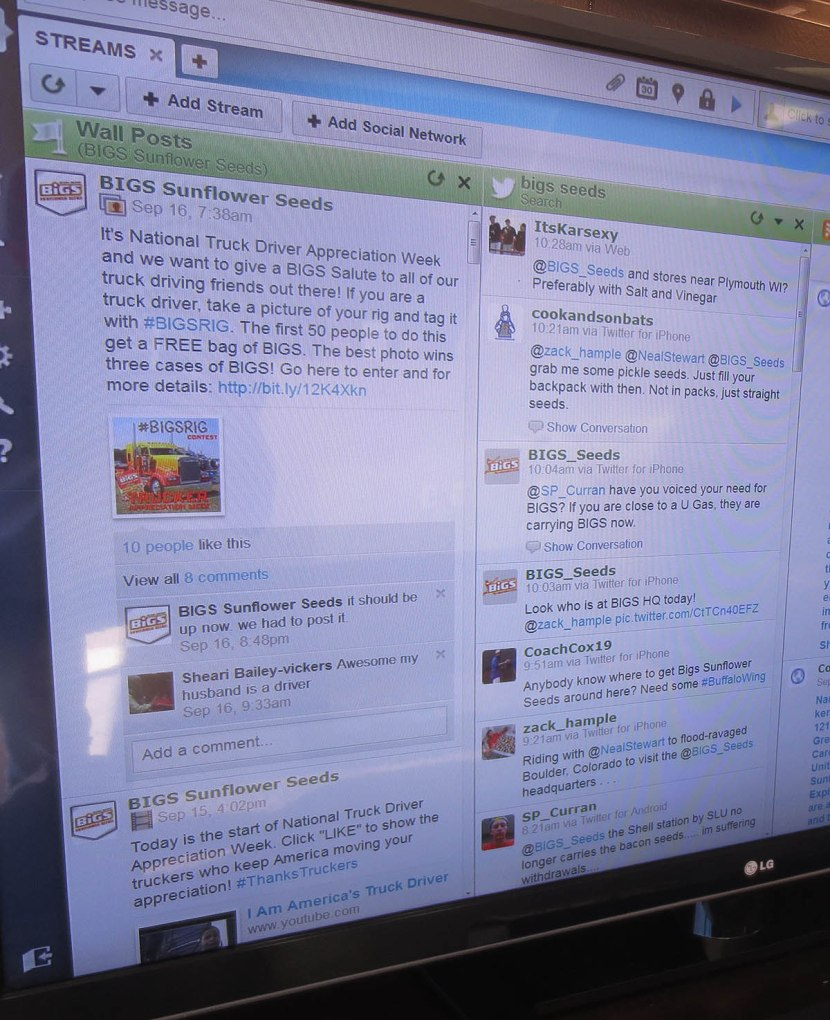 8_big_screen_with_twitter_feed