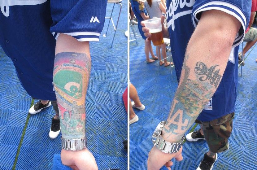 17_dodgers_mohawk_guy_tattoos