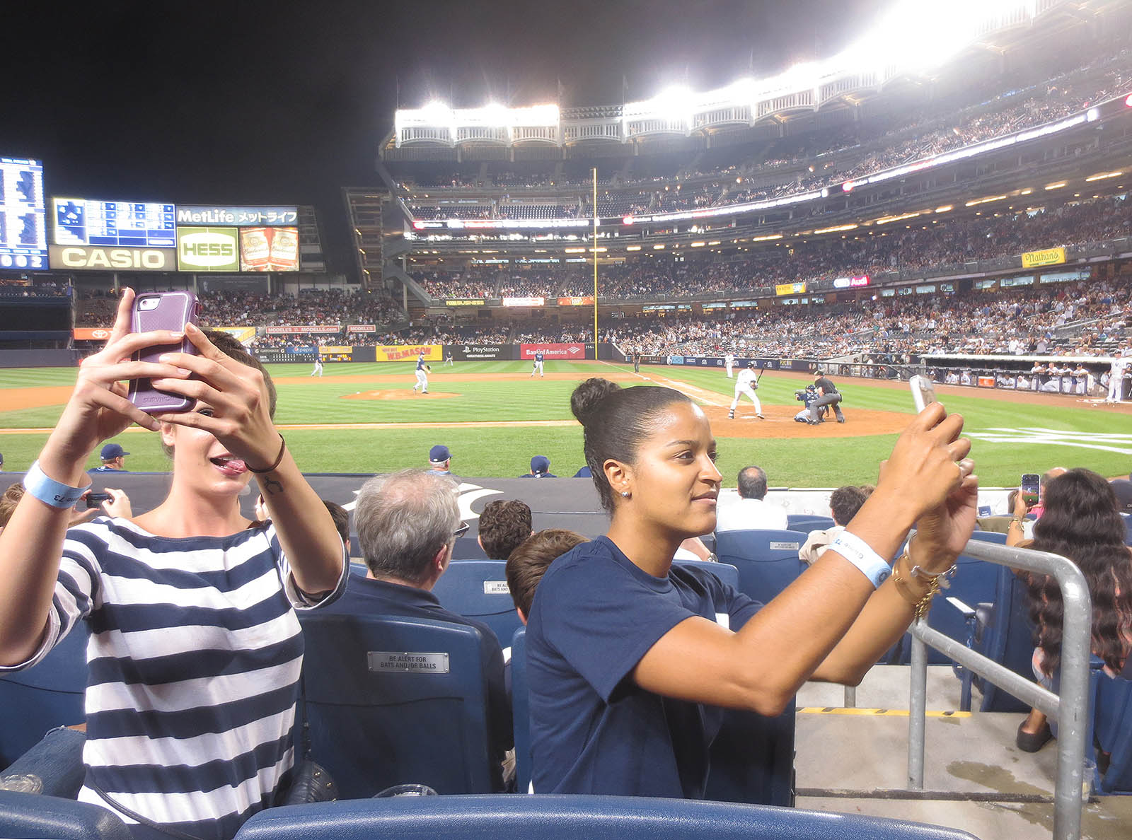 9 11 14 at yankee stadium the baseball collector. Black Bedroom Furniture Sets. Home Design Ideas