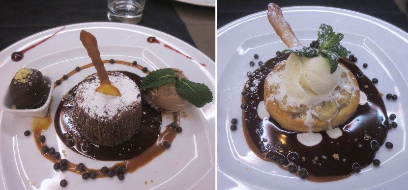 49_chocolate_cake_with_nutella_ice_cream_and_a_banana_tart_with_vanilla_ice_cream