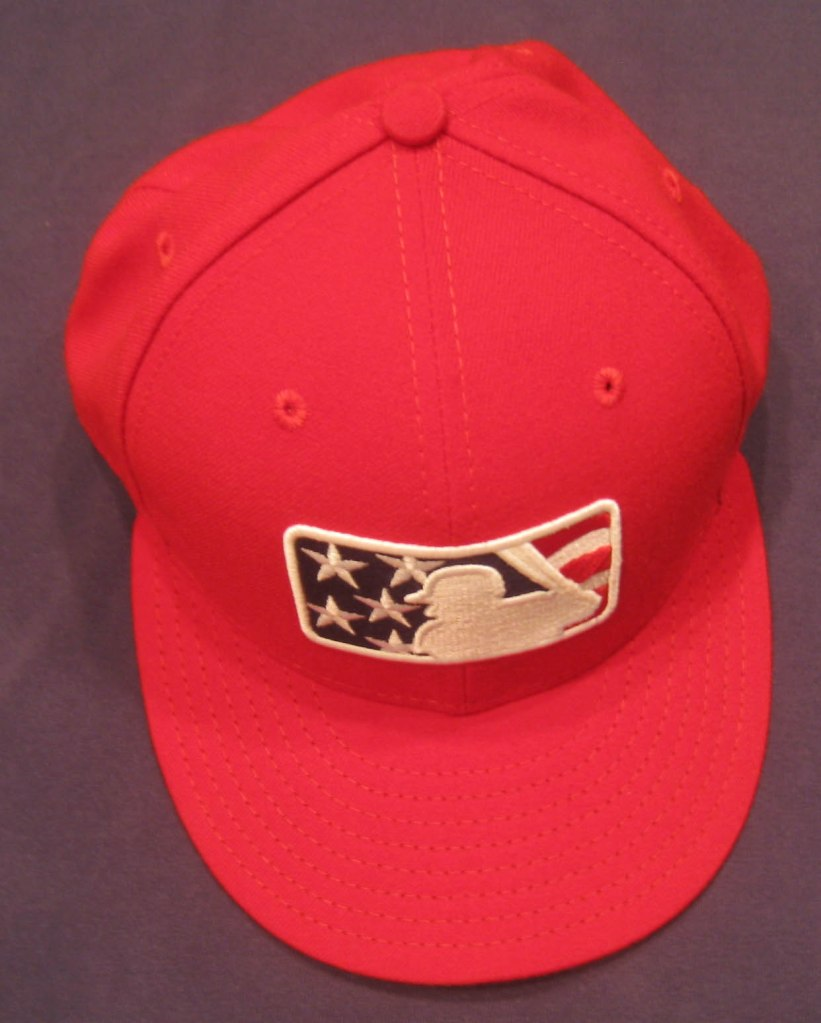 4_mlb_logo_cap_with_stars_and_stripes