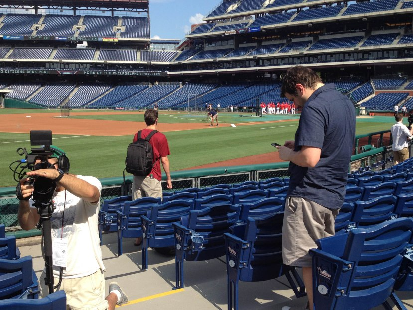 11_getting_filmed_closer_to_the_field