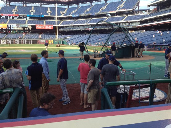 18_behind_the_3rd_base_dugout_after_batting_practice_07_20_15