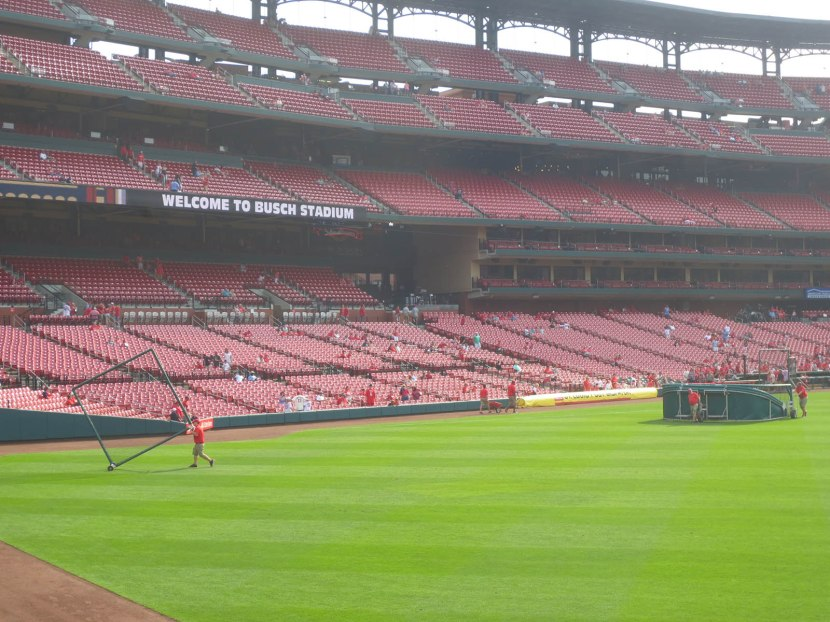 6_groundkeepers_removing_screen_and_batting_cage