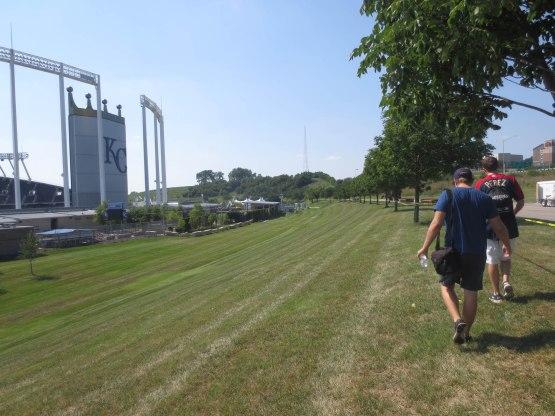 7_walking_around_kauffman_stadium
