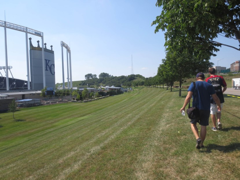 7_walking_around_kauffman_stadium