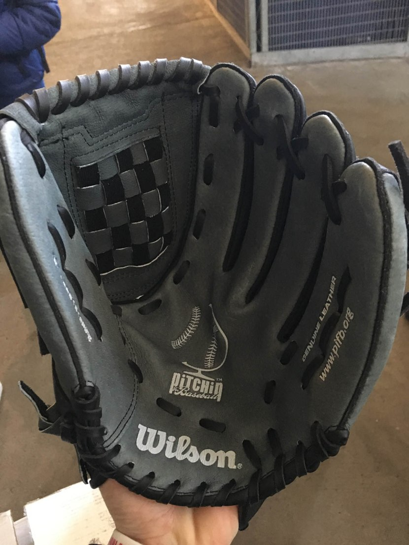 8_glove_with_pitch_in_for_baseball_logo