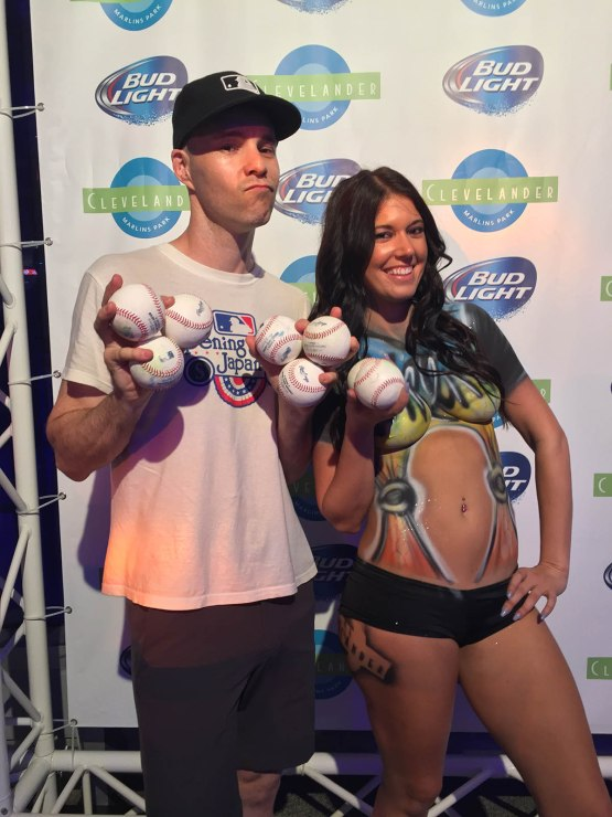 35_zack_with_baseballs_and_body_painted_woman