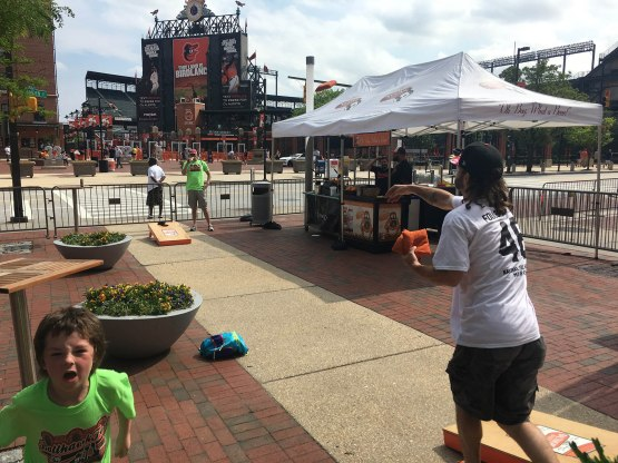 13_playing_cornhole_before_orioles_game