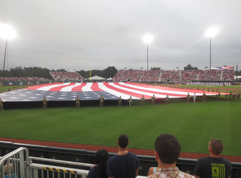 35_huge_flag_at_fort_bragg_field